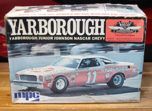 #11 Kar Kare Yarborough Chevelle MPC #1709 Kit