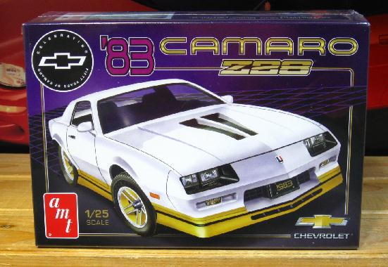AMT 1983 Camaro Z/28 New 2017 Issue Sealed