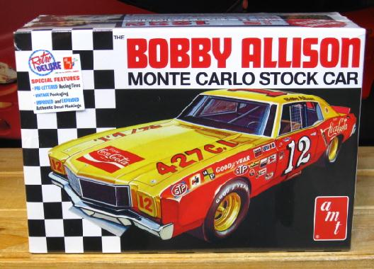 #12 Coca Cola Bobby Allison Monte Carlo NEW 2017 Issue