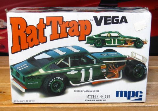 MPC Rat Trap Vega Modified Original 1975 Issue Sealed