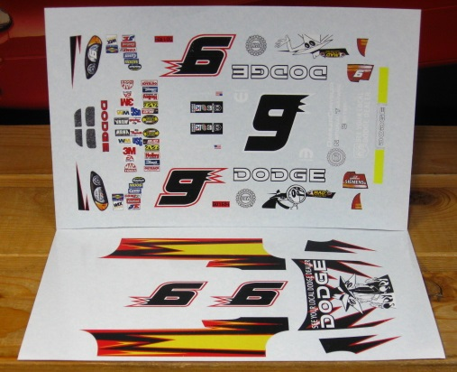 # 9 Spy vs Spy Kasey Kahne 2004 Dodge ALPS