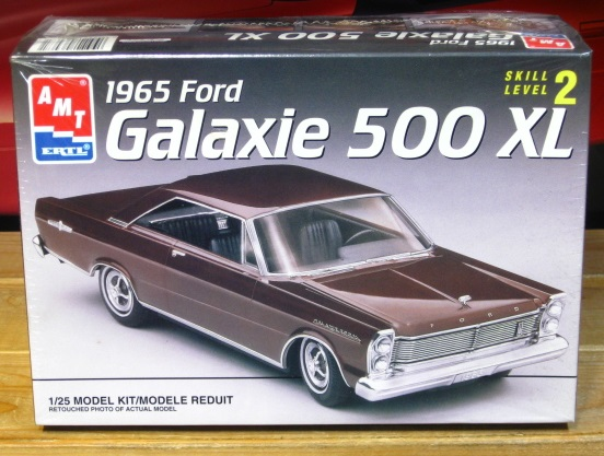 AMT 1965 Ford Galaxie 500 Kit 1994 Issue Sealed
