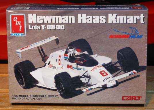 AMT Newman Haas Kmart Lola T-8800  Indy Car Kit Sealed