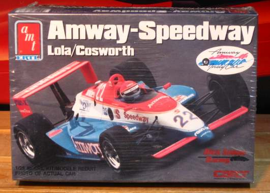 AMT Amway-Speedway Lola/Cosworth Indy Car Kit