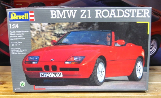 Revell BMW Z1 Roadster Kit