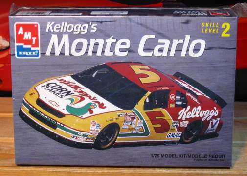 # 5 Kellogg's Terry Labonte 1995 Monte Carlo AMT Kit Sealed