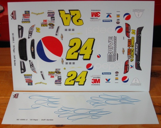 #24 Pepsi Jeff Gordon 2015 Chevy SS Stoney's