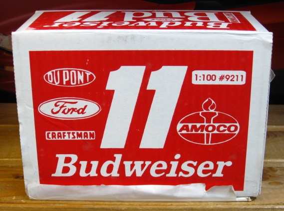 #11 Budweiser Bill Elliott 1992 Thunderbird Monogram Kit
