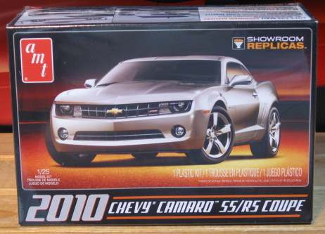 AMT 2010 Camaro SS/RS Coupe Kit Sealed