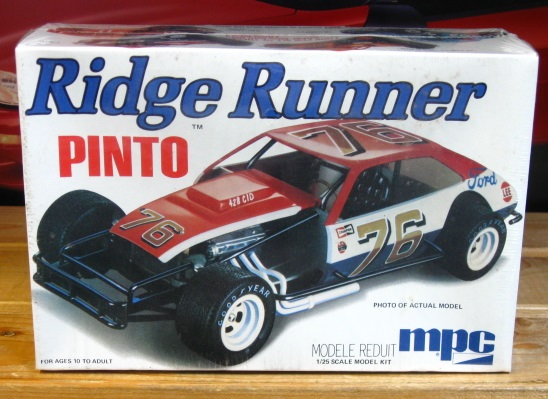 "MPC Pinto ""Ridge Runner"" Modified Original 1975 Issue Factory Sealed"