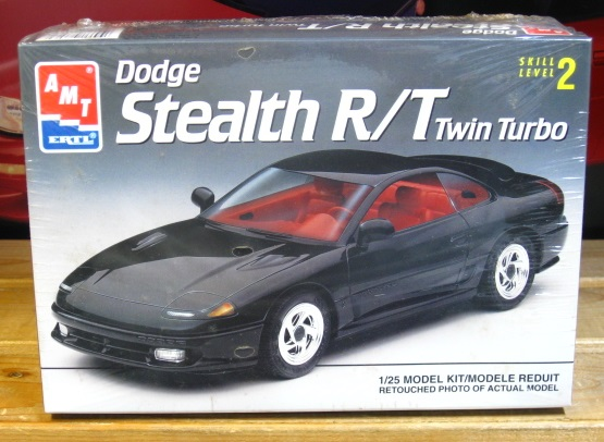 AMT Dodge Stealth R/T Twin Turbo 1992 Issue Sealed