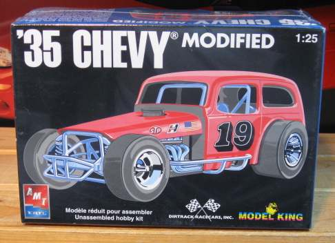 Model King '35 Chevy Modified Kit Complete