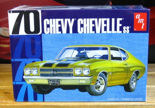 AMT 1970 Chevelle New 2018 Issue Sealed