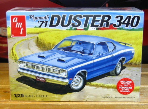 AMT '71 Plymouth Duster 340 New 2018 Issue Sealed