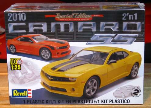 Revell 2010 Camaro SS Limited Edition Series Kit Sealed