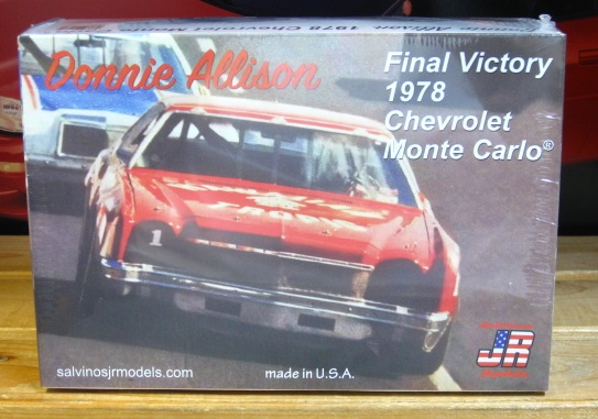 # 1 Hawaiian Tropic Donnie Allison Monte Carlo JR-Salvinos Kit NEW
