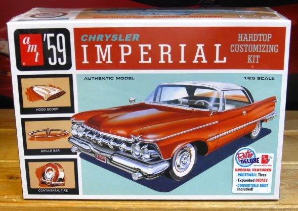 AMT 1959 Imperial New 2018 Issue Kit Sealed