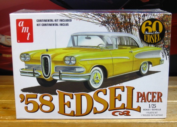 AMT 1958 Ford Edsel Kit 2018 Issue Sealed