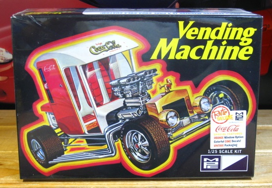 MPC Vending Machine Street Rod Kit Sealed