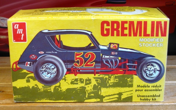 AMT Gremlin Modified Kit Orignial 1970's Issue Complete