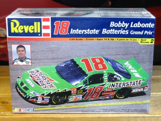 #18 Interstate Bobby Labonte 2002 Grand Prix Kit Sealed