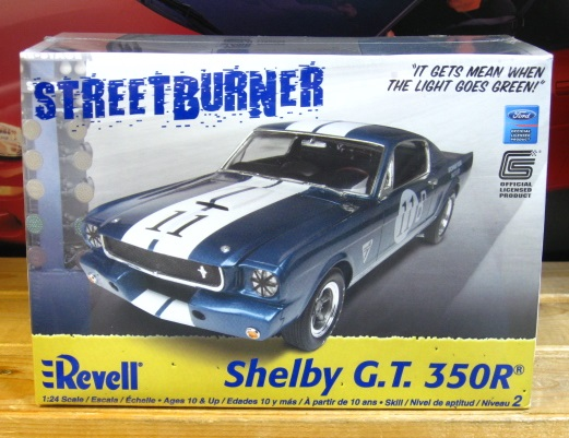 Revell 1965 Shelby Mustang GT-350R 2006 Issue Sealed