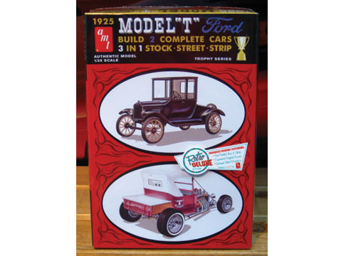 AMT 1925 Model T Ford Kit #670