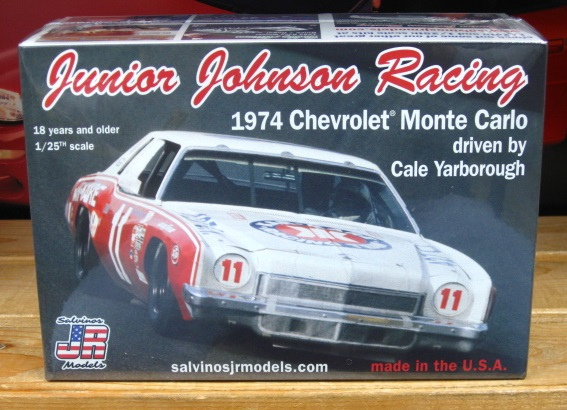#11 Kar Kare Cale Yarborough Monte Carlo JR-Salvinos Kit NEW!