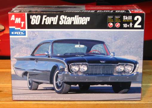 AMT 1960 Ford Starliner Kit 2000 Issue Sealed