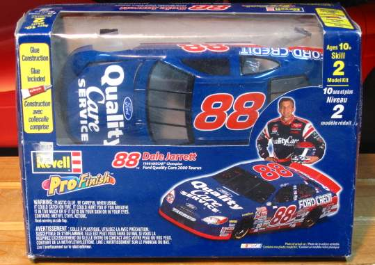 Pro Finish #88 Quality Care Dale Jarrett 2000 Taurus