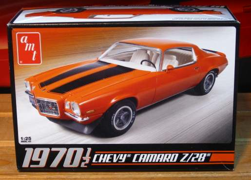 AMT 1970 Camaro Z/28 2009 Issue Sealed