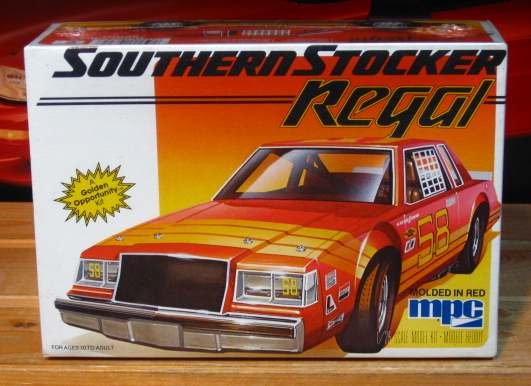 MPC Southern Stocker Buick Regal Factory Sealed