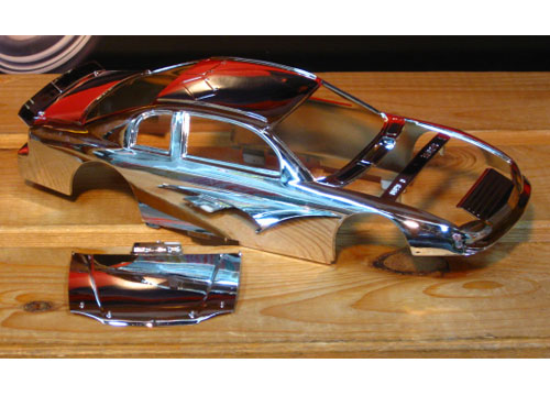 Revell Chrome Body 1995-99 Monte Carlo
