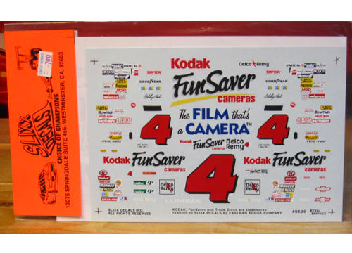# 4 Fun Saver Sterling Marlin 1994 Slixx