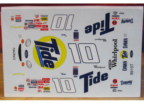 #10 Tide Ricky Rudd 1999 A-Star