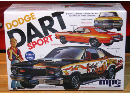 MPC 1975 Dodge Dart Sport Kit Sealed