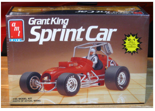 AMT Grant King Sprint Car 1986 Issue Sealed
