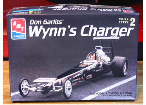AMT Don Garlits Wynns Charger Dragster Kit Sealed