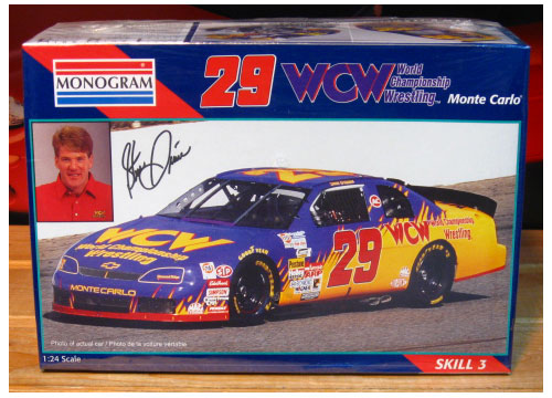 #29 WCW 1996 Monte Carlo Kit Sealed