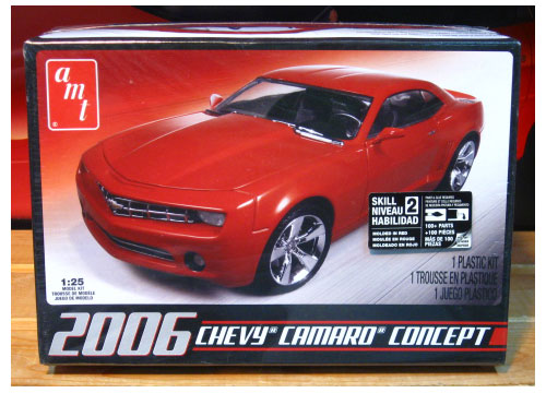 AMT 2006 Camaro Concept 2011 Issue Sealed