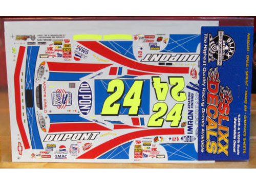 #24 Wright Bros Jeff Gordon 2003 Slixx