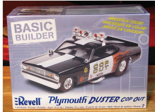 Revell Cop Out Duster Funny Car 2006 Issue Sealed