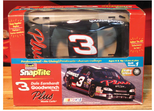 # 3 Goodwrench Dale Earnhardt 1998 Monte Carlo Snap Tite Kit