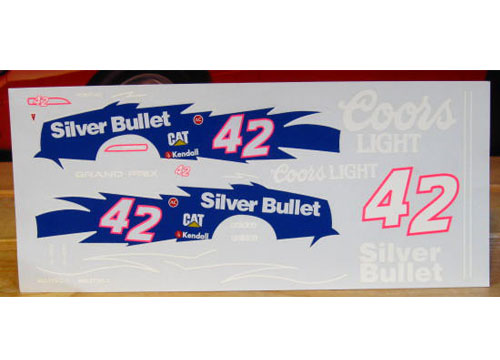 #42 Coors Light Kyle Petty 1995