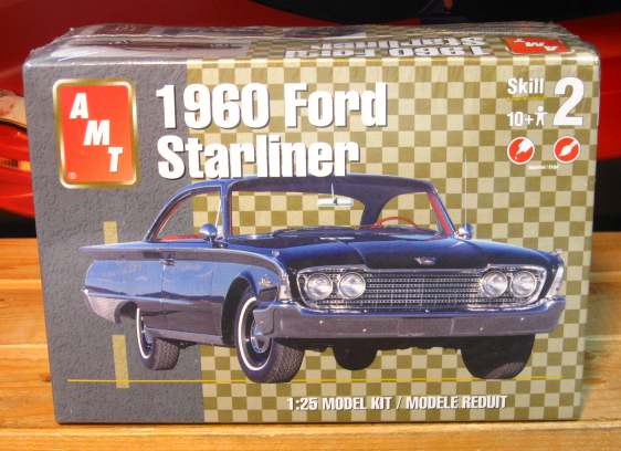 AMT 1960 Ford Starliner Kit 2002 Issue Sealed