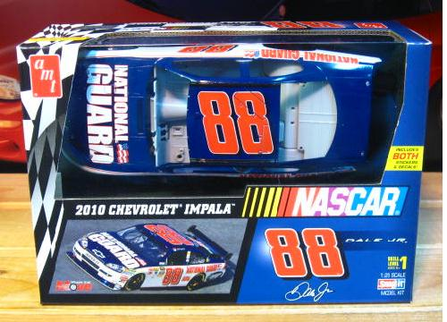 #88 National Guard Dale Earnhardt 2010 Impala AMT Kit