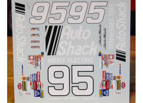 #95 Auto Shack Sterling Marlin 1985 Wetworks