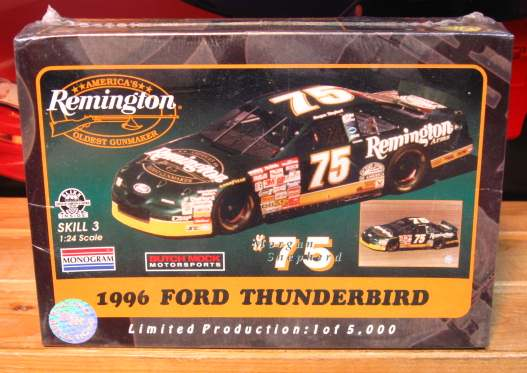 #75 Remington 1996 Morgan Shepherd Racing Reflections Kit