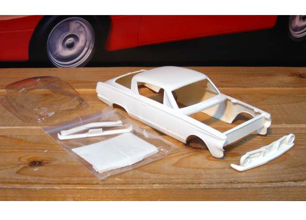 Resin Body 1965 Barracuda