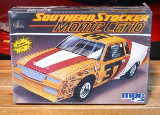 MPC Southern Stocker Monte Carlo Factory Sealed
